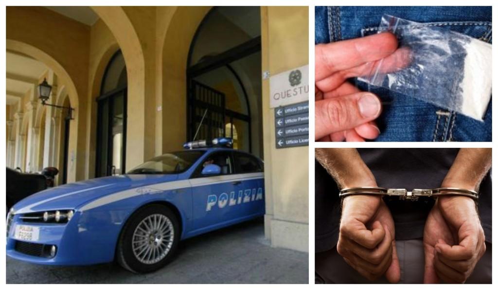 ricercato arresto polizia eroina carcere