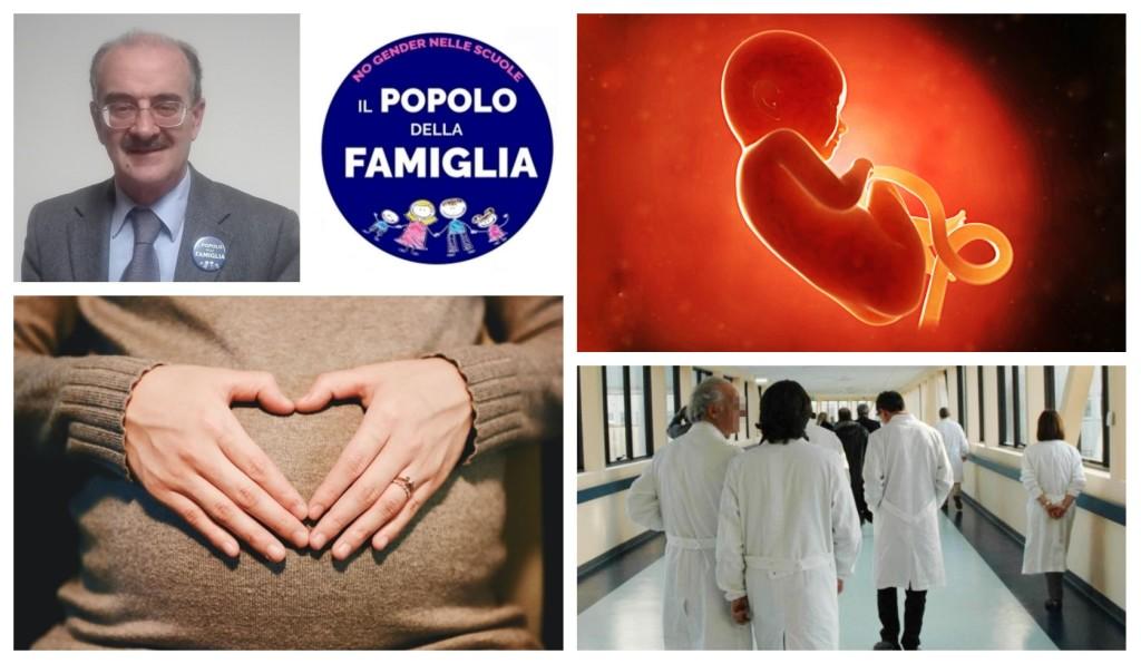aborto popolo della famiglia campagna sensibilizzazione