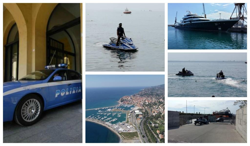 controlli polizia identificazione persone frontiera marittima