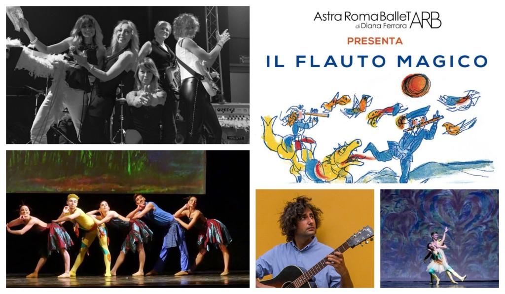 flauto magico diano marina band femminile