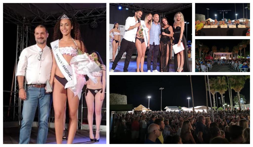 laila vince selezione liguria miss mondo
