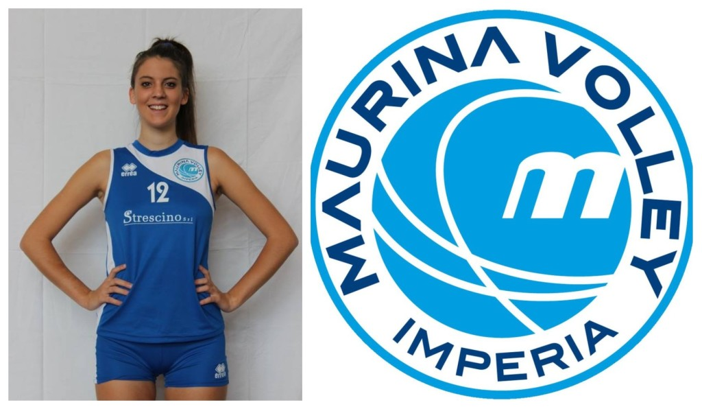maurina volley imperia pallavolo Giordano Benedetta
