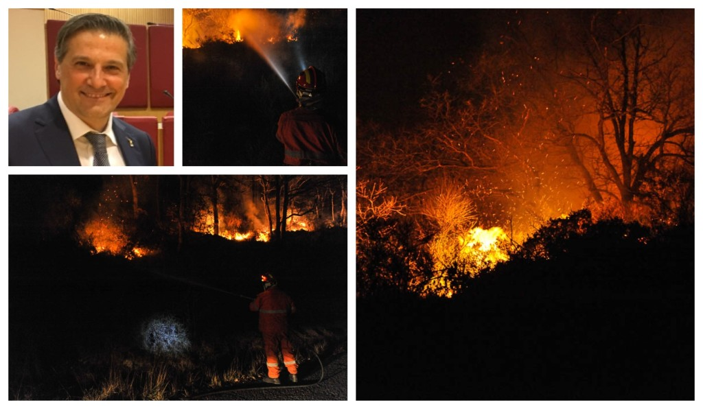 regione liguria incendi grave pericolosità
