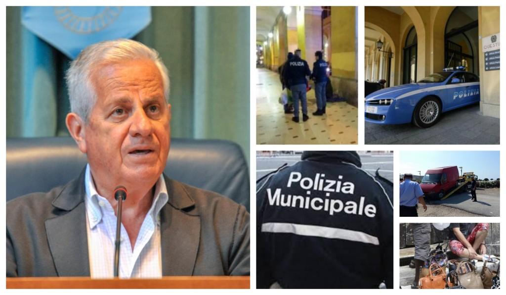 scajola questura polizia municipale imperia portici