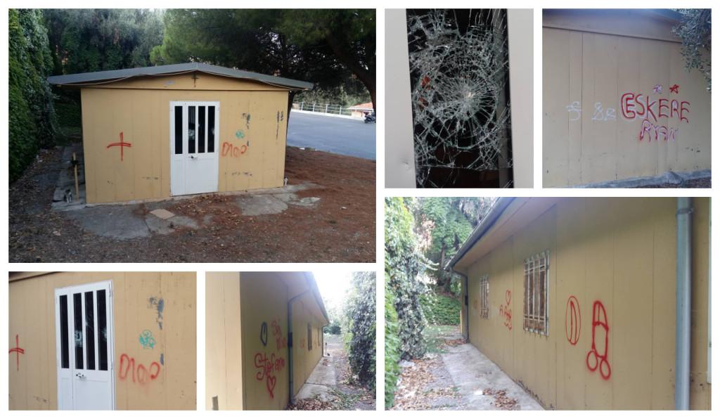 vandali cappella baite