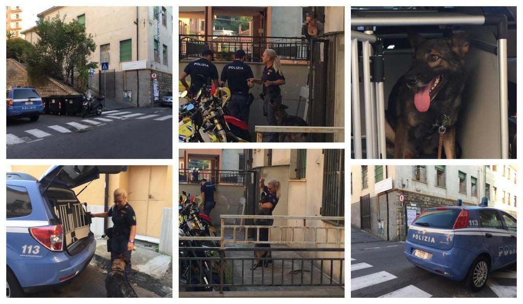 blitz-antidroga-droga-itis-carabinieri-imperia-via-santa-lucia