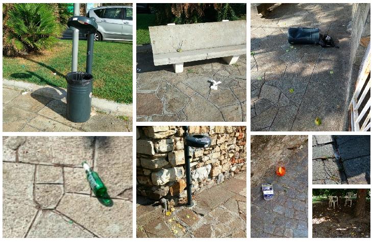 degrado-rifiuti-inquinamento-inciviltà-imperia-spianata-borgo-peri-segnalazione