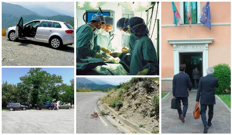autopsia-morte-silvia-crosetto-cesio-carabinieri-indagini-investimento-auto