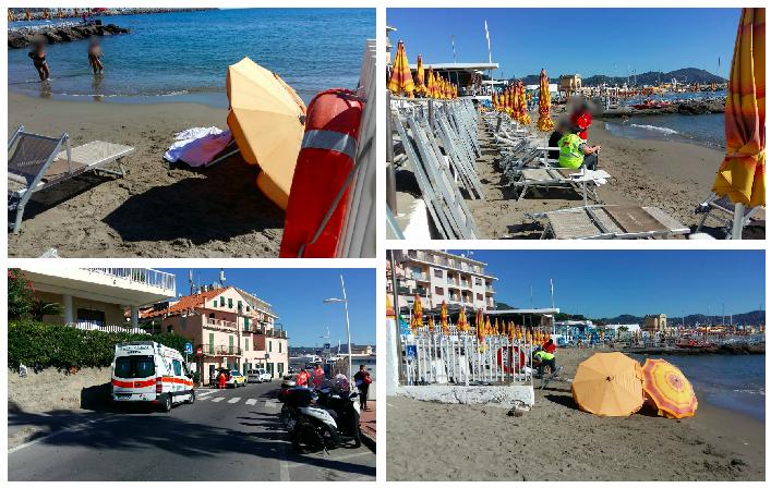 tragedia-borgo-marina-spiaggia-malore-mare-anziana-imperia