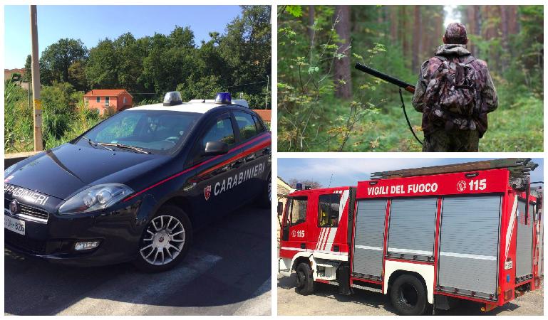 apricale-tragedia-caccia-cacciatore-vigili-del-fuoco-carabinieri
