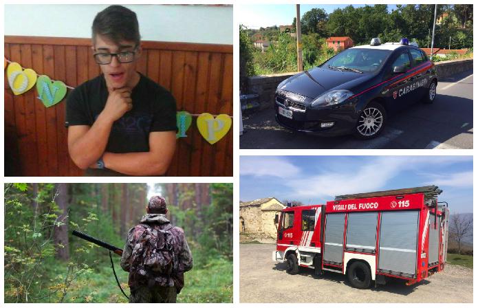 nathan-labolani-apricale-caccia-sparo-carabinieri