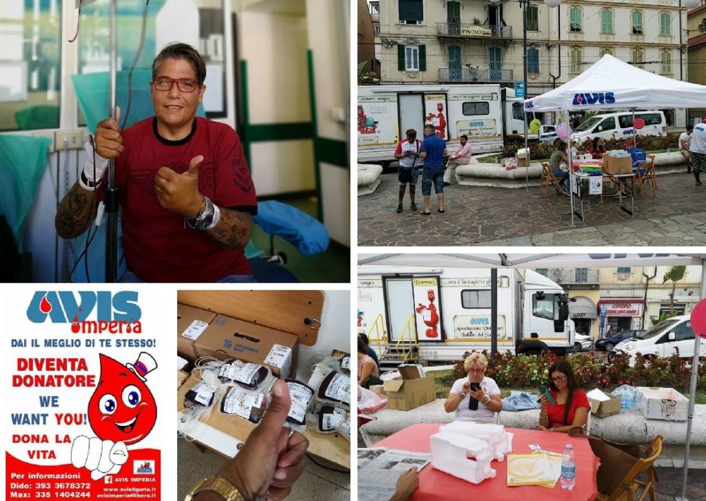 avis donatori sangue