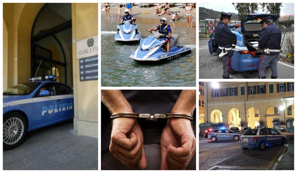 polizia estate sicura arresti denunce giugno luglio agosto