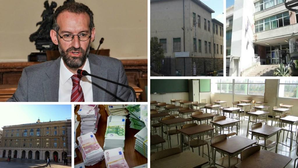 provincia scuole soldi