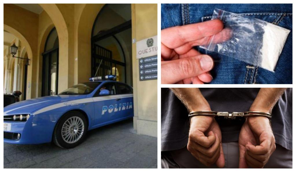 questura eroina polizia sanremo pigna