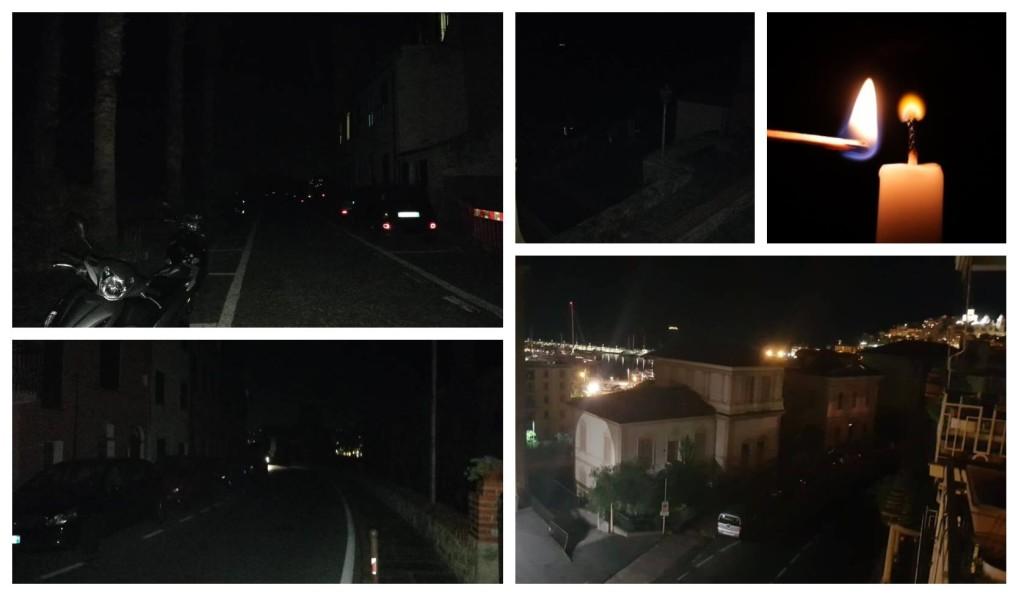 blackout-imperia-luce-strade-illuminazione-pubblica
