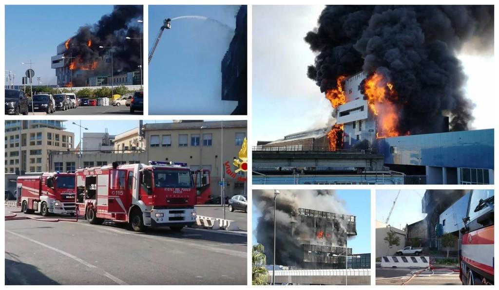 incendio-savona-autorità-portuale