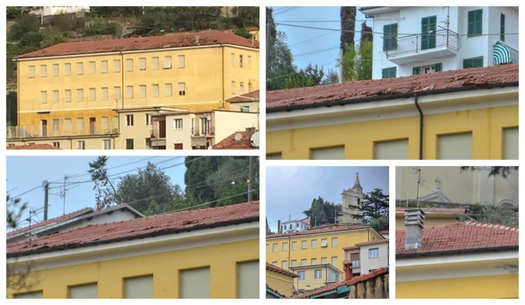 scuola-castelvecchio-tetto-maltempo-imperia