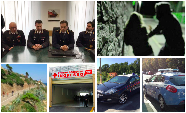 violenza-sessuale-sanremo-pista-ciclabile-carabinieri-polizia
