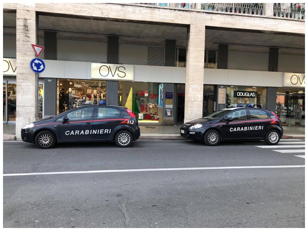 carabinieri-imperia-furto-oviesse