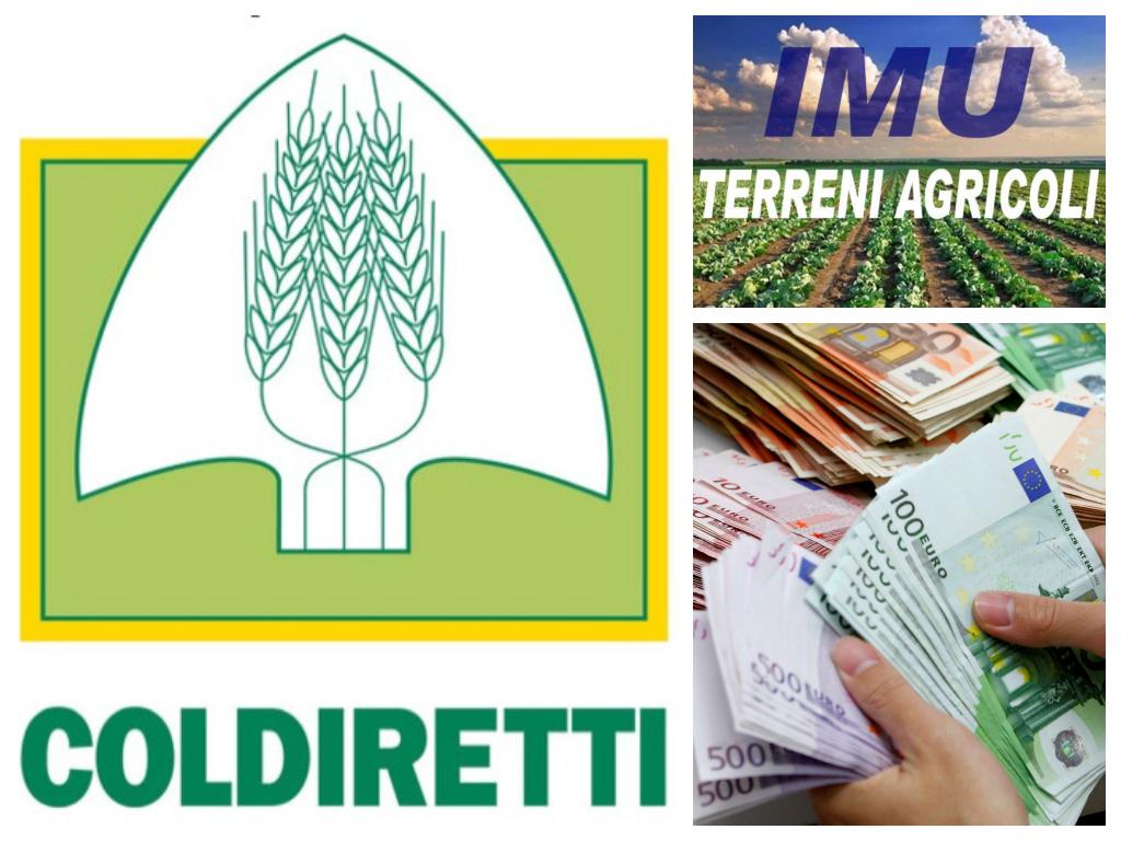 Agricoltura pagamento imu per i terreni agricoli l for Pagamento imu