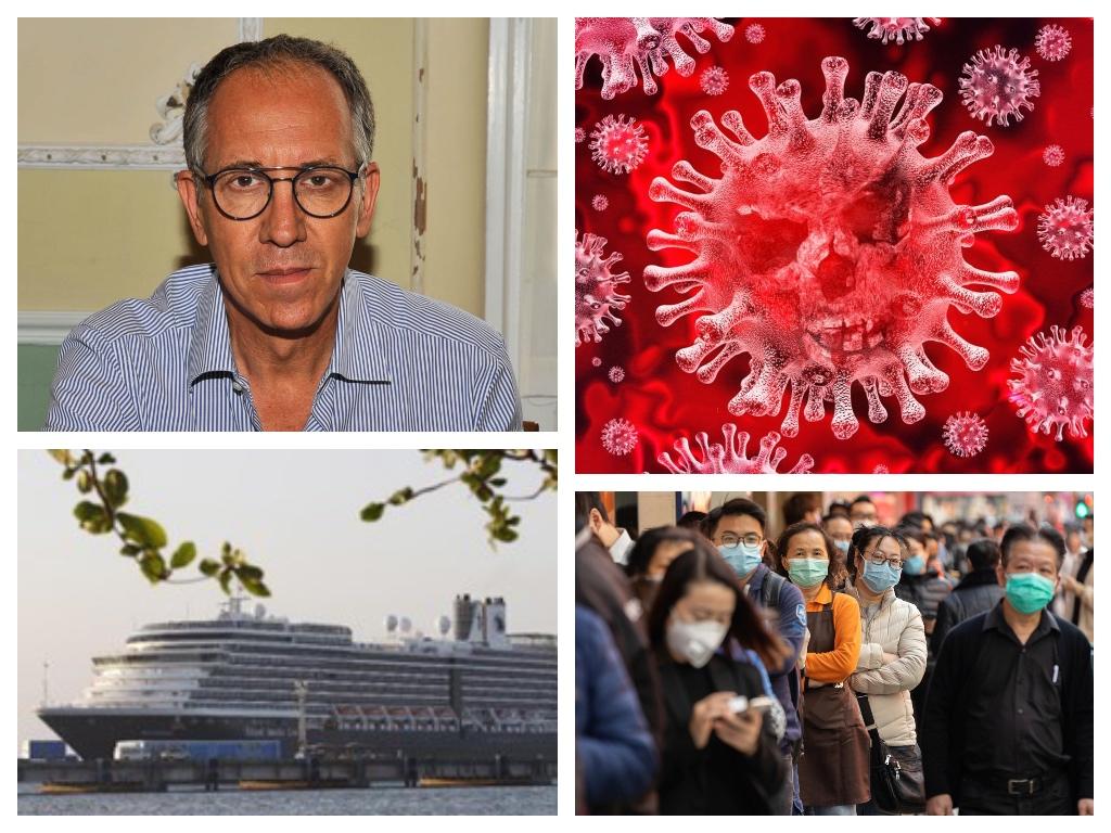 Cambogia, sbarcati dopo cpntagio su nave - Ultima Ora