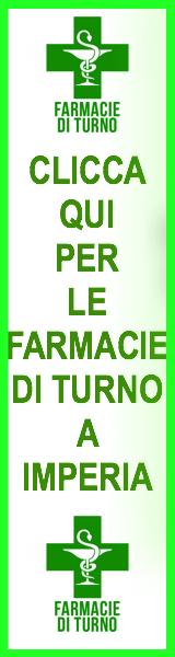 FARMACIE DI TURNO IMPERIA